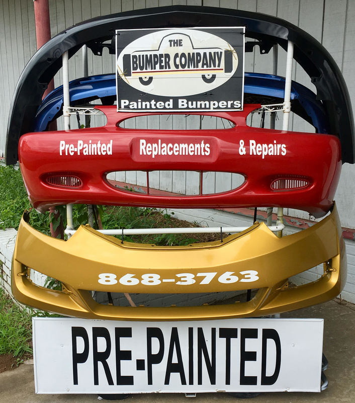 THE BUMPER COMPANY® Pre-Painted Bumpers, Replacements